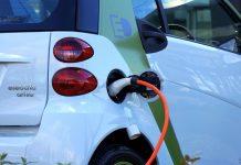 electrische laadpaal auto