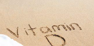 vitamine d op het strand geschreven